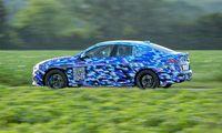 Dar vienas BMW su priekinių ratų pavara