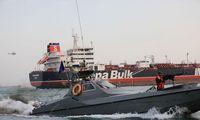 Iranas užgrobė dar vieną užsienio tanklaivį