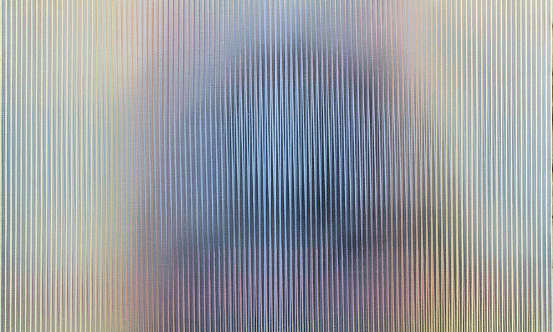 """Kazimiero Žoromskio """"Trijų dimensijų serija   T.D.S. #45"""" parduotas už 6.700 Eur. Vilniaus aukciono nuotr."""