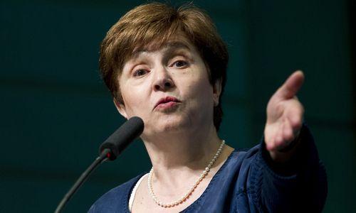ES į TVF vadovus siūlo bulgarę K. Georgievą