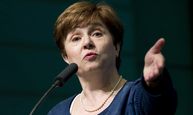 "Kristalina Georgieva. AP / ""Scanpix"" nuotr."