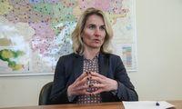 Lietuvos pašto vadovė: nuo kitų metų galėtume teikti senolių lankymo paslaugas