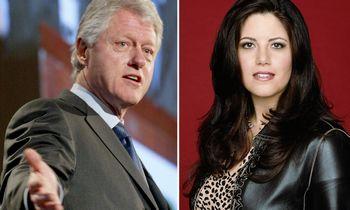 M. Lewinsky prodiusiuoja serialą apie B. Clintono apkaltą