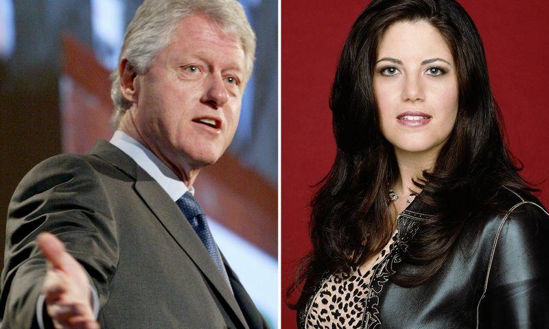 """Monica Lewinsky sutiko būti viena iš serialo apie prezidento Billo Clintono apkaltą prodiuserių. Mary Altaffer (""""Scanpix"""") nuotr."""