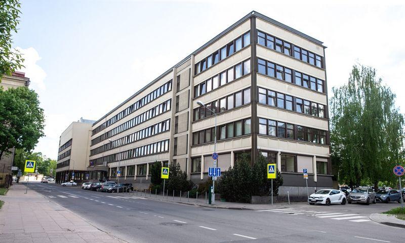 Finansų ministerijos pastatas. Juditos Grigelytės (VŽ) nuotr.