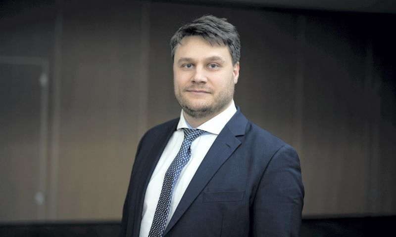 "Deividas Pelenis, ""ESET Lietuva"" pardavimų vadovas"