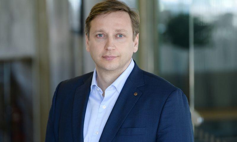 """Evaldas Remeikis, """"Neo Finance"""" valdybos pirmininkas. Įmonės nuotr."""