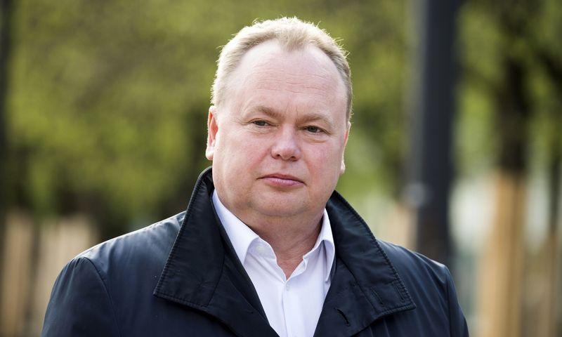 """Aldas Rusevičius, """"Kauno tiltų"""" vadovas. Bendrovės nuotr."""