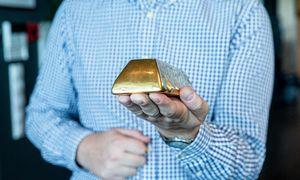 Auksui patiko 1.500 USD kainos lygis – atgal negrįžta