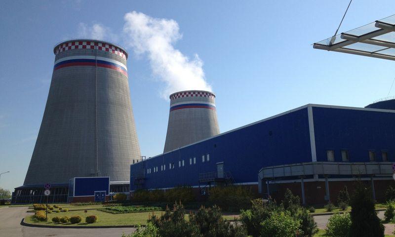 "Rusijos elektros energijos koncerno ""Inter RAO"" valdoma Kaliningrado srities elektrinė TEC-2. Ryto Staselio nuotr."