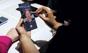 """Pristatyti nauji """"Samsung"""" flagmanai"""