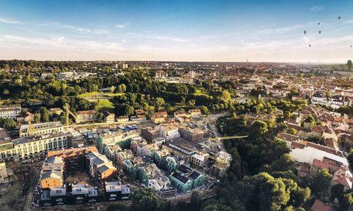21 amžiaus iššūkiai miestų planuotojams – ką sprendžia Vilnius