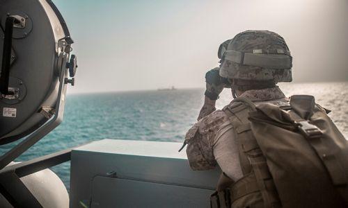 JAV inicijuojama koalicija laivams saugoti sulaukė tik vieno sąjungininko