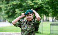 Majorė R. Kanapeckaitė – apie lyderystę kare ir versle
