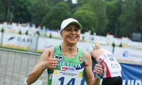 L. Asadauskaitė-Zadneprovskienė tapo Europos čempione