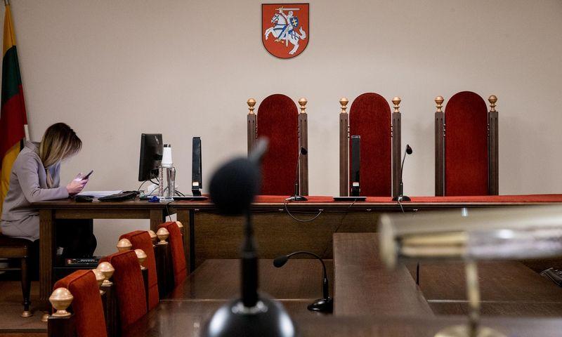 Į teisininkų profesiją ateina profesionali vadyba ir korporatyvinė kultūra. Juditos Grigelytės (VŽ) nuotr.
