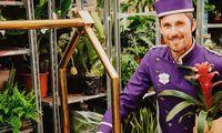 Londone atidarytas viešbutis augalams
