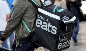 """""""Uber"""" ketina atvežti maisto produktų"""