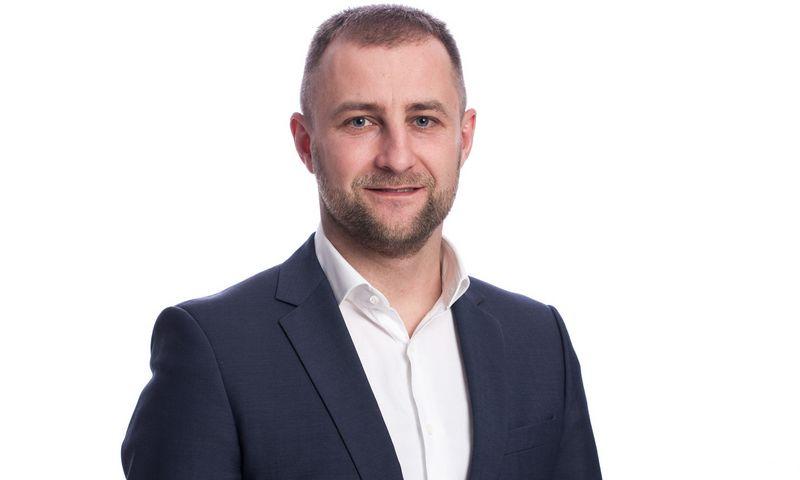 """Šarūnas Matijošaitis, UAB """"Vičiūnų grupė"""" generalinis direktorius. Dariaus Tarėlos (įmonės) nuotr."""