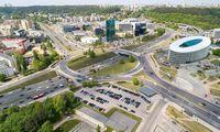 """""""Grinda"""" pradeda  T. Narbuto-Saltoniškių gatvių lietaus nuotekų rekonstrukciją"""
