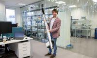 """""""NanoAvionika"""" pritraukė 10 mln. Eur ir atidarė biurą bei gamyklą JAV"""