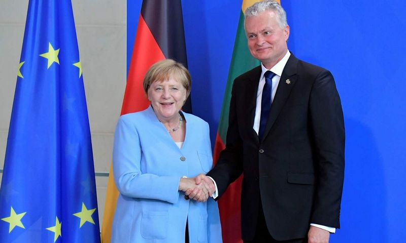 "Tobias Schwarzo (AFP / ""Scanpix"") nuotr."