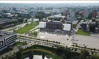 """Vilniuje prie """"Siemens"""" arenos projektuoja viešbutį ir butus"""