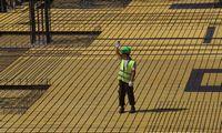 Antrąjį metų ketvirtį statybos darbų apimtys augo 8,9%, išduota daugiau statybos leidimų