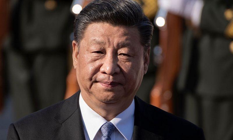 """Kinijos prezidentas Xi Jinpingas. Nicolas Asfouri (""""AFP"""" / """"Scanpix"""") nuotr."""