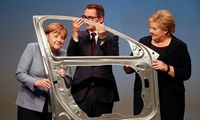 Euro zonos ekonomika mažina apsukas