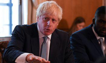 Jungtinė Karalystė – ties pirmalaikių rinkimų slenksčiu