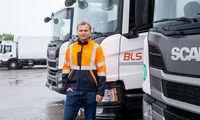 """""""Sanitex"""" logistikos įmonė BLS keičia požiūrį į taupymo priemones"""