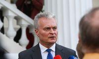 G. Nausėda: Lietuva tikisi daugiau Indijos investicijų