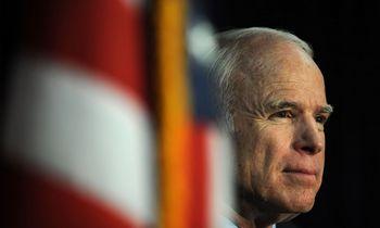 Iliustruotoji istorija: penkeri J. McCaino kančių metai Vietname