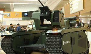 Karinių robotų gamintojai iš Estijos įbrido į nuostolius
