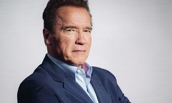 """A. Schwarzeneggeris: """"Nesu mašina, kurią vaidinu filmuose"""""""