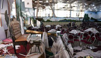 Kabule per sprogimą vestuvėse žuvo 63 žmonės, daugiau nei 180 sužeisti