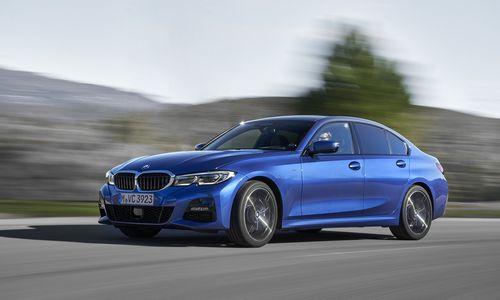 """VŽ bando: amžinai sportiškas """"BMW 330i"""""""