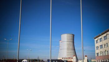 V. Pranckietis sulaukė Latvijos premjero patikinimo, kad Astravo AE elektros nepirks
