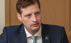 K. Mažeika: automobilių taršos mokestis biudžetą papildytų iki 100 mln. Eur