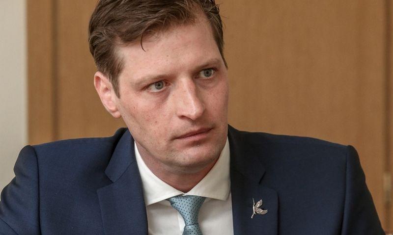 Aplinkos ministras Kęstutis Mažeika. Vladimiro Ivanovo (VŽ) nuotr.