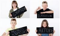 """""""Aprangos"""" komunikacijoje – įmonės darbuotojų vaikai"""