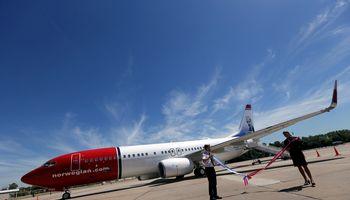 """""""Norwegian Air"""" pasitraukė iš bankininkystės už 200 mln. Eur"""
