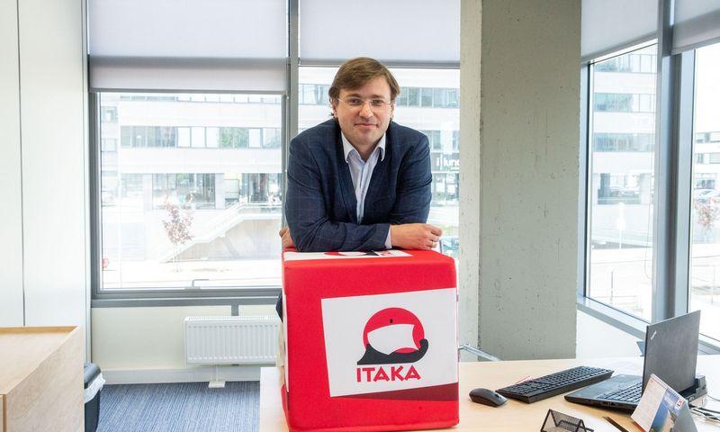 """Dominikas Milowski, """"Itaka Latvija"""" vykdantysis direktorius. Juditos Grigelytės (VŽ) nuotr."""