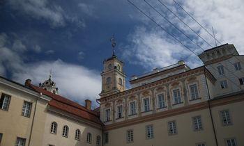 Vilniaus universitetas skelbia rektoriaus konkursą