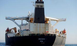 Iš Gibraltaro išleistas Irano tanklaivis plaukia į Kalamatą Graikijoje