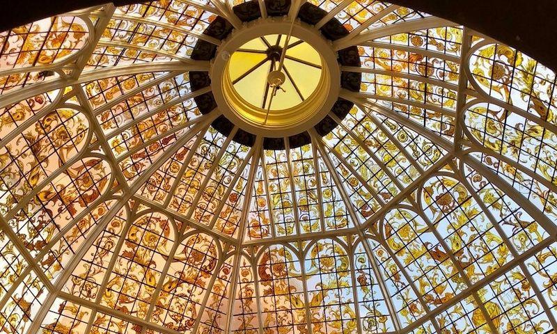 """""""Rūdupio"""" gaminti langai projekte JK. Bendrovės nuotr."""