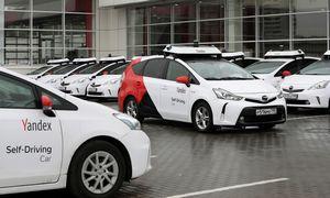 """""""Yandex"""" planuose –tūkstantis savavaldžių automobilių"""