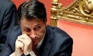 Italijos premjeras pranešė, kad ketina atsistatydinti