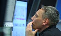 Europos biržos grįžta į smukimo kelią